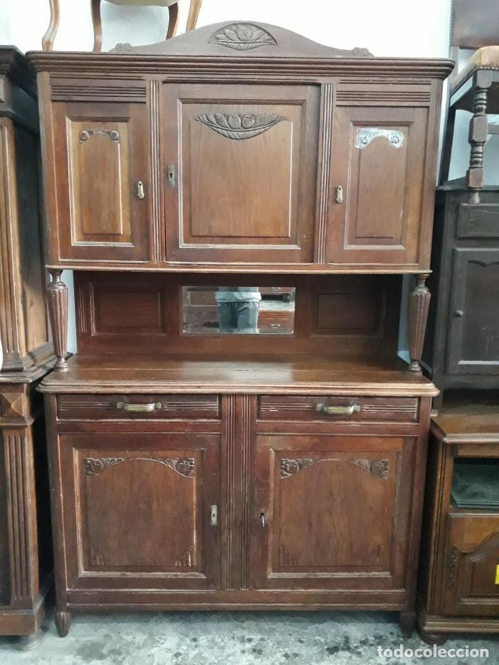 alacena para cocina - Comprar Muebles vintage en todocoleccion ...