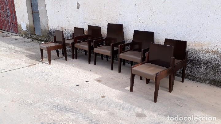 7 sillas y sillones antiguos estilo dan s n rdi comprar muebles vintage en todocoleccion - Sillas y sillones clasicos ...