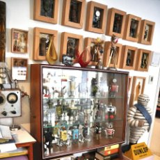 Vintage: VITRINA ANTIGUA RETRO VINTAGE. Lote 111233855