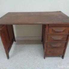 Vintage: ESCRITORIO ANTIGUO DE MADERA.. Lote 111289623