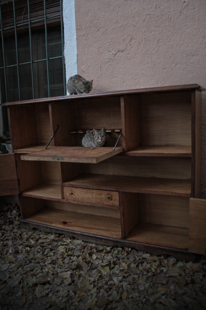 Mueble bar cajones antiguo entrega gratis comun comprar - Muebles antiguos madrid ...
