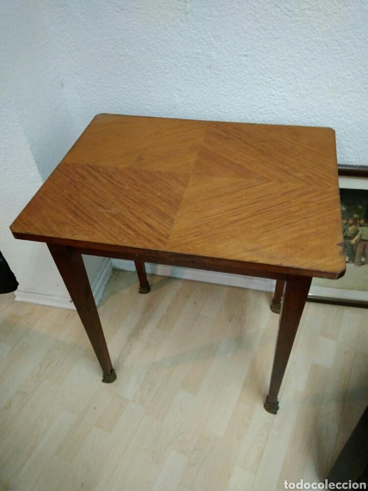 Mesa altura comedor peque a madera comprar muebles for Mesa comedor pequena