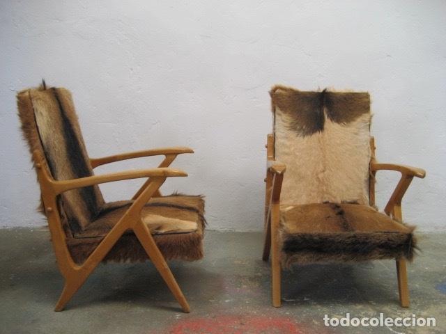 butacas diseo italiano aos 50 Comprar Muebles vintage en