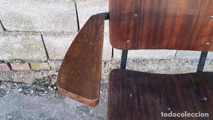 Vintage: Sillón antiguo estilo Martin Visser butaca antigua estilo industrial silla antigua estilo danés - Foto 6 - 113355363
