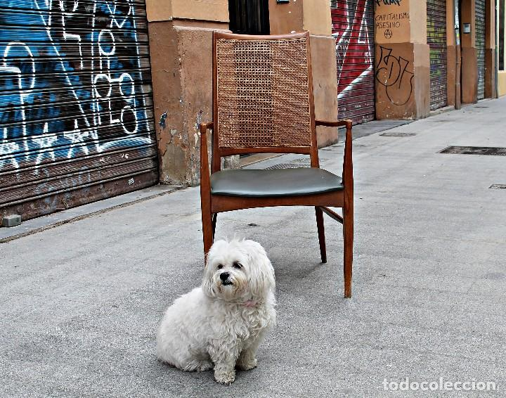 SILLA- SILLON - BUTACA - MARCA GASISA VINTAGE (Vintage - Muebles)