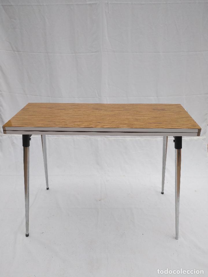mesa de cocina años 70 - Kaufen Vintage-Möbel in todocoleccion ...
