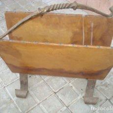 Vintage: REVISTERO DE PIEL. Lote 115135631