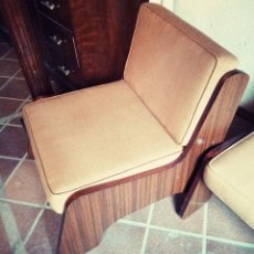 Vintage: TRES SILLONES. Lote 116368448