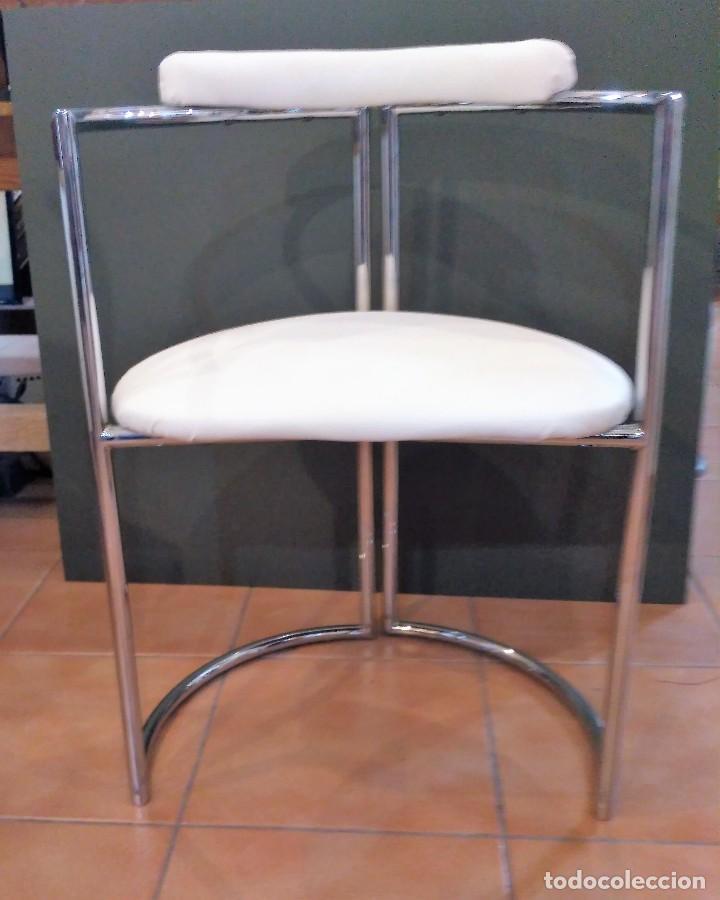 Lote de 2 sillas vintage de dise o a os 60 rest comprar - Sillas anos 60 ...