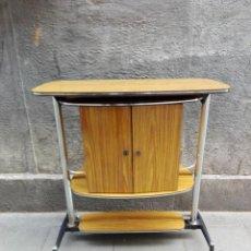 Vintage: MUEBLE BAR VINTAGE. Lote 117543443