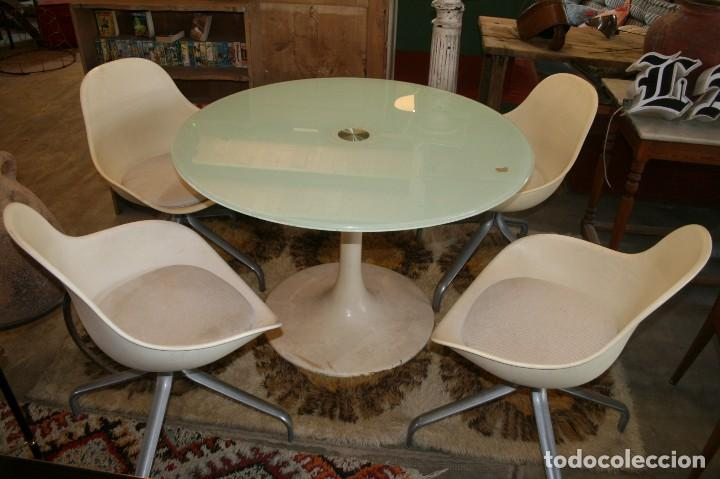 set de comedor compuesto: 4 sillas ikea chriss - Comprar Muebles ...