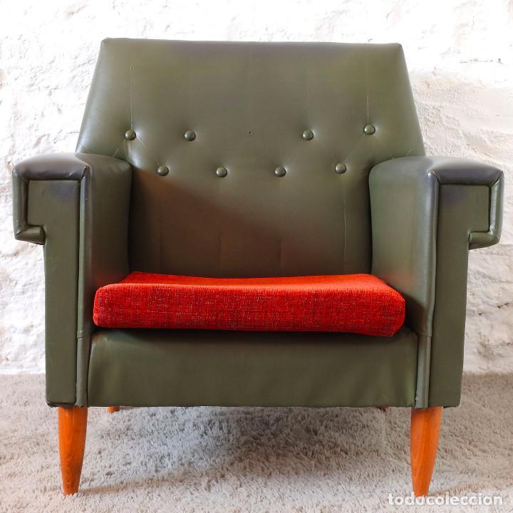 Vintage: Pareja de sillones vintage de 1960 - Foto 3 - 119604675