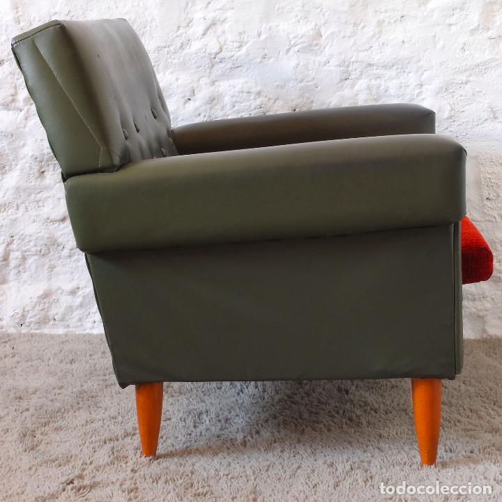 Vintage: Pareja de sillones vintage de 1960 - Foto 4 - 119604675