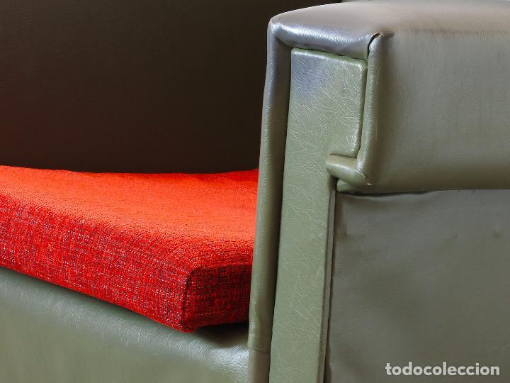 Vintage: Pareja de sillones vintage de 1960 - Foto 5 - 119604675