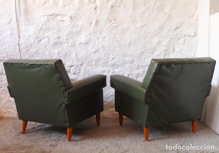 Vintage: Pareja de sillones vintage de 1960 - Foto 6 - 119604675
