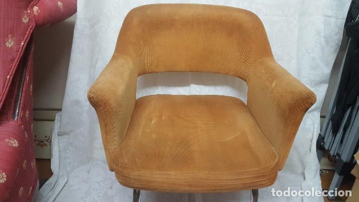 Vintage: Silla oficina - Foto 3 - 119916859