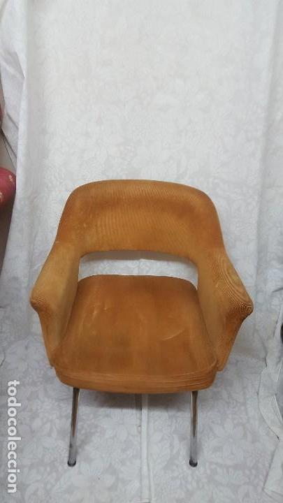 SILLA OFICINA (Vintage - Muebles)