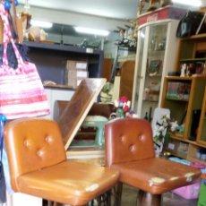 Vintage: TABURETES DE BAR. Lote 120187632