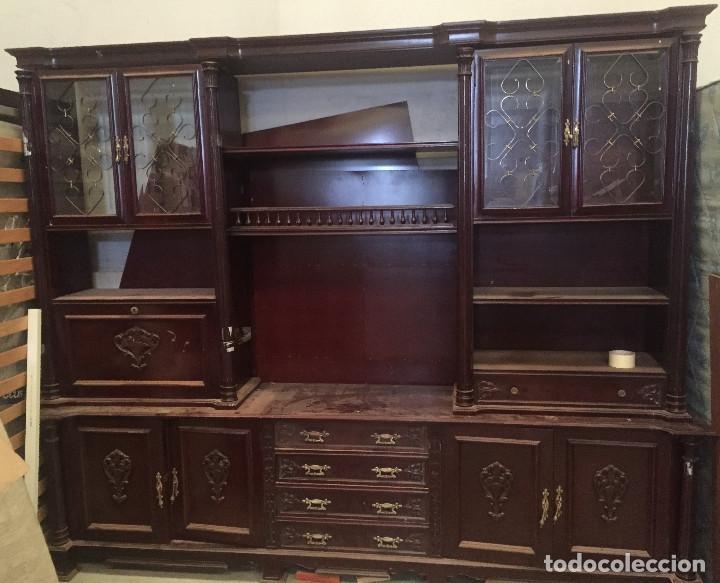 Mueble comedor vintage estilo ingles comprar muebles for Muebles estilo vintage online