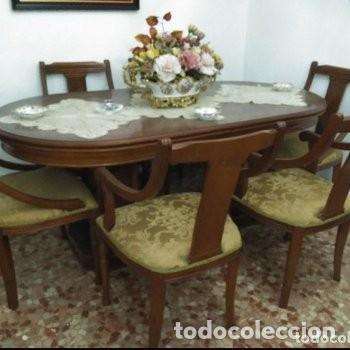mesa clasica salon comedor - Kaufen Vintage-Möbel in todocoleccion ...