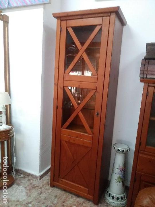 Excepcional Estilo Rústico Muebles Vitrinas Friso - Muebles Para ...