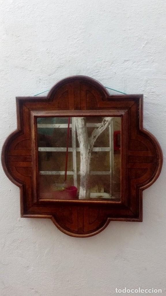 ESPEJO HINDU (Vintage - Muebles)