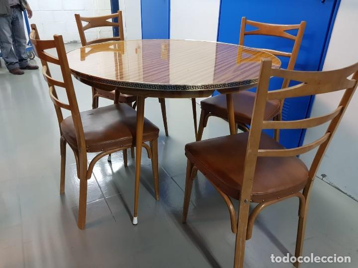conjunto de comedor vintage años 60 - Comprar Muebles vintage en ...