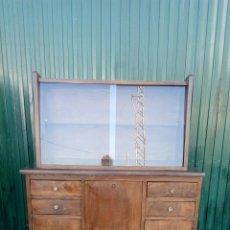 Vintage - Aparador con vitrina - 122784680