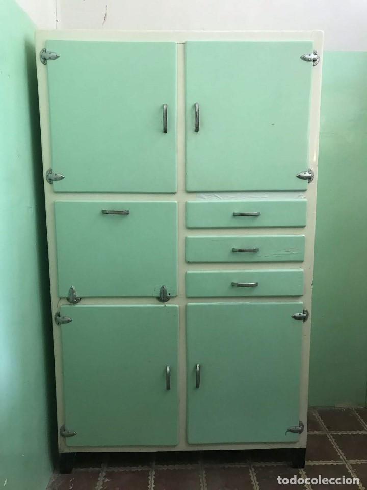 mueble de cocina vintage - Comprar Muebles vintage en todocoleccion ...