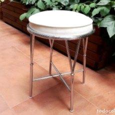 Vintage: TABURETE DE BAÑO. Lote 127441231