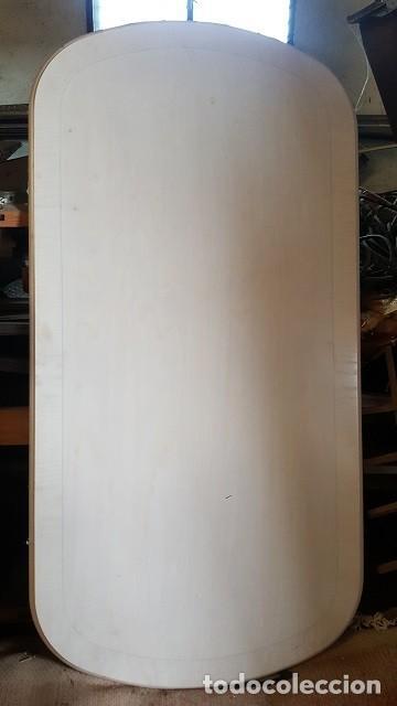 mesa de comedor lacada en blanco de grandes dim - Comprar Muebles ...