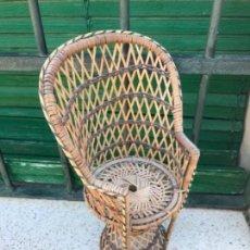 Vintage: BAMBU, SILLON . Lote 128489919