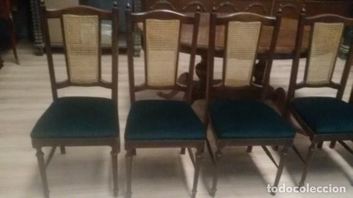 bonitas sillas de comedor - Comprar Muebles vintage en todocoleccion ...