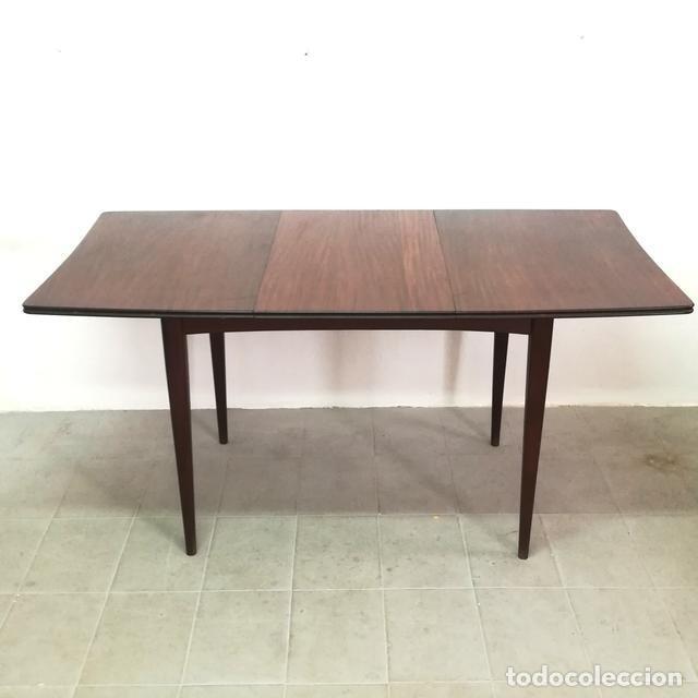 mesa de comedor extensible madera solida de a - Comprar Muebles ...