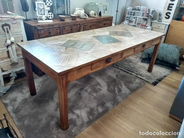 mesa comedor - Kaufen Vintage-Möbel in todocoleccion - 132134978
