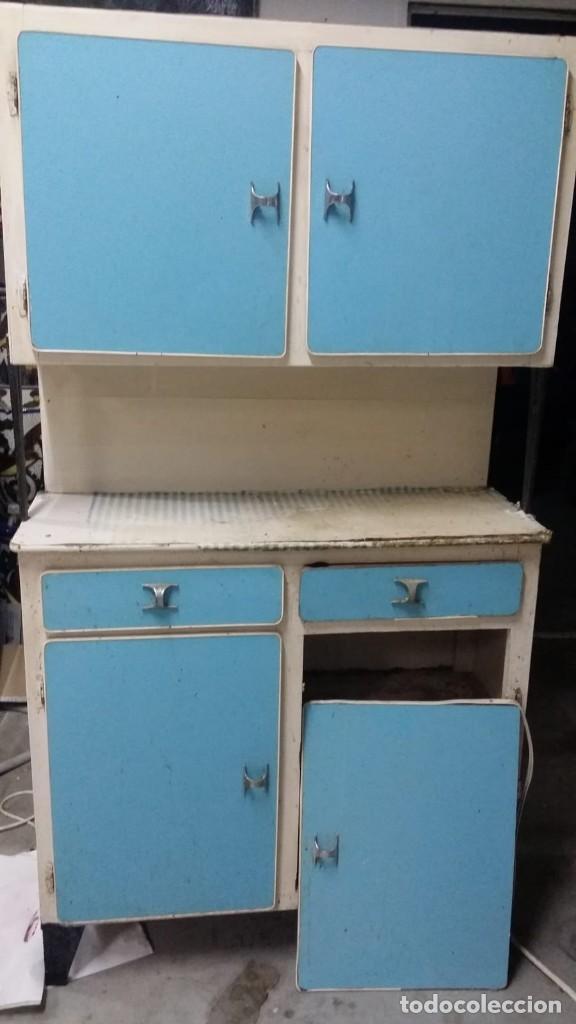 alacena, fresquera, armario de cocina años 50-6 - Kaufen Vintage ...
