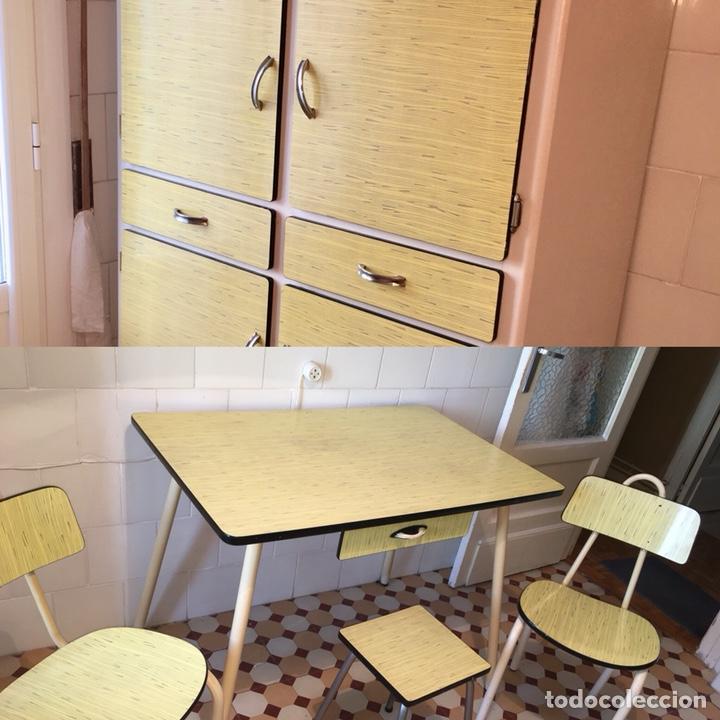 cocina vintage - Comprar Muebles vintage en todocoleccion - 133327483
