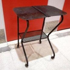 Vintage: MESA AUXILIAR INDUSTRIAL. Lote 134359790