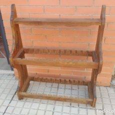 Vintage: PLATERO DE MADERA. Lote 135008430