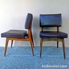 Vintage: SILLONES BUTACAS NÓRDICAS. Lote 135294082