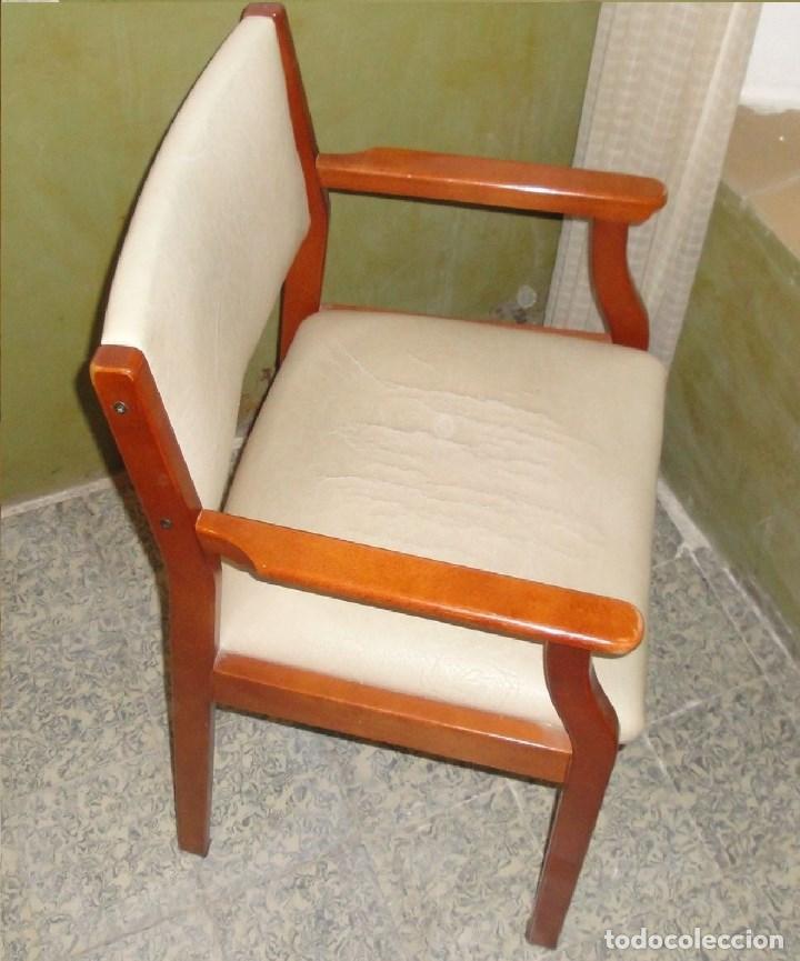 BUTACA SILLA DE ESTUDIO CLASICA VINTAGE (Vintage - Muebles)