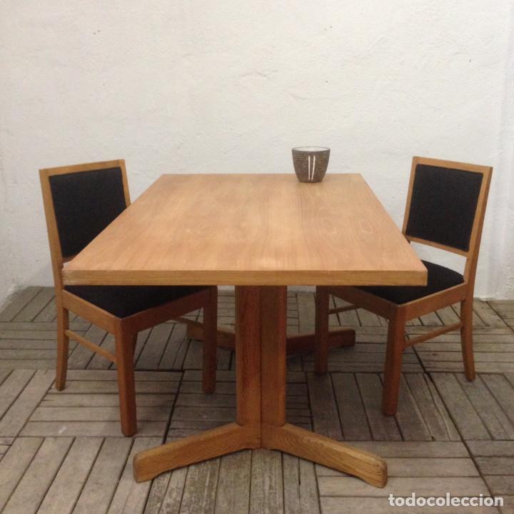 mesa de comedor vintage - Comprar Muebles vintage en todocoleccion ...
