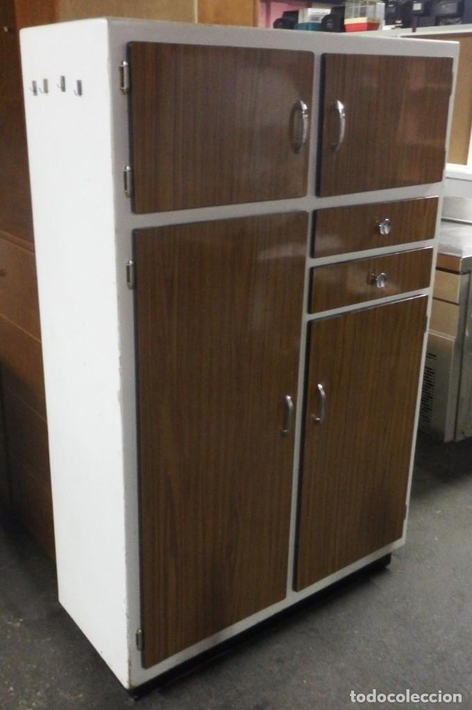 alacena de cocina años 60. - Comprar Muebles vintage en ...