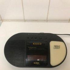 Vintage: RADIO DESPERTADO, SOLAC. Lote 139491526