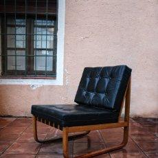 Vintage: SILLON BUTACA SILLA DISEÑO AG BARCELONA, TRANSPORTE GRATIS COMUNIDAD DE MADRID.. Lote 181353558
