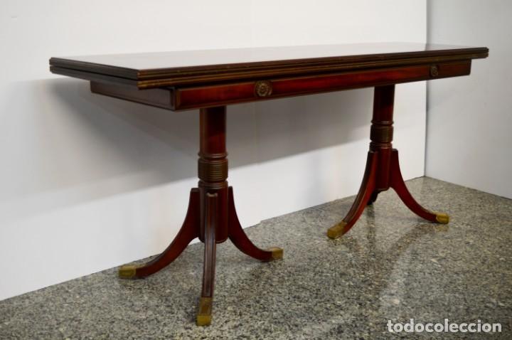 hepplewhite, mesa comedor plegable - Comprar Muebles vintage en ...