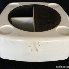Vintage: SENSACIONAL MUEBLE BAR VINTAGE - BOTELLERO DISEÑO ORIGINAL NEW AGE, ICODUR, EN PLASTICO Y MADERA.. Lote 139945538