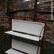 Vintage: MESA AUXILIAR (CAMARERA). Lote 140453594