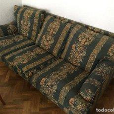 Vintage: SOFA DE PLUMA DE OCA. Lote 142707474