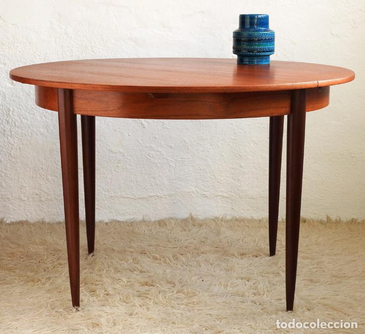Mesa de comedor mid-century años 60 vintage - Verkauft durch ...